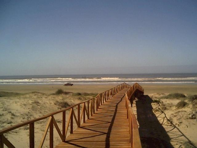 Walk the world's longest beach